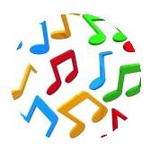 7631977-notes-de-musique-coloree--isoles-sur-un-fond-blanc